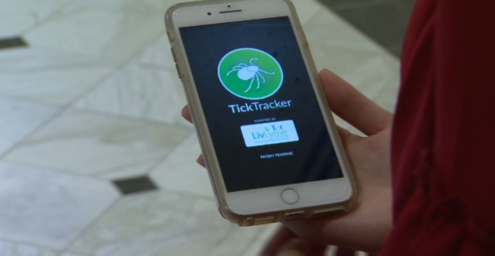A Colorado teenager with Lyme disease is helping others fight the condition through technology and legislation. (WBAL/CNN)