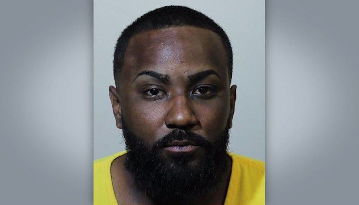 Nick Gordon, the former boyfriend of Bobbi Kristina Brown, was arrested after an altercation with his girlfriend in Florida. (Source: Seminole County Jail/CNN)