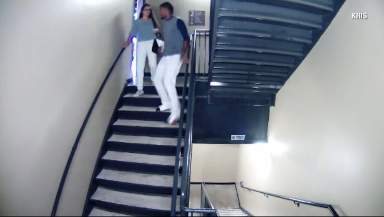 Ex-Hooks player Danry Vasquez caught on camera assaulting girlfriend