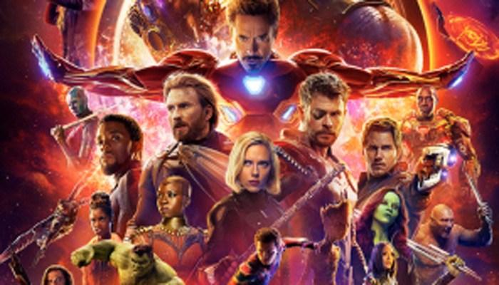 Avengers: Infinity War just broke the Fandango superhero sales record