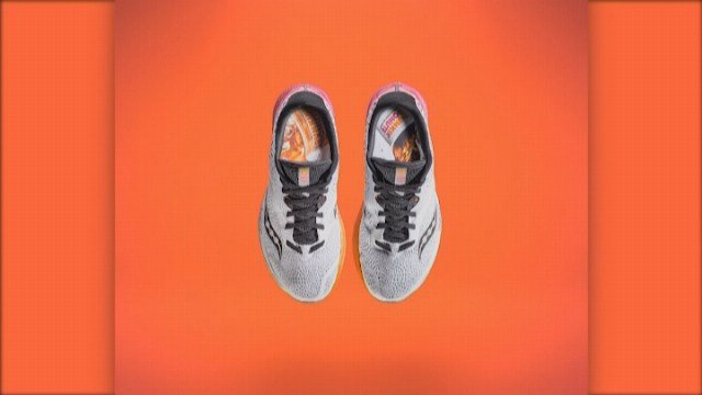 Dunkin' Donuts running shoes are real