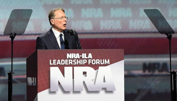 'Dirty money': School rejects NRA grant for rifle team