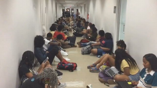 Howard University Students Occupy Building over Embezzlement Scandal