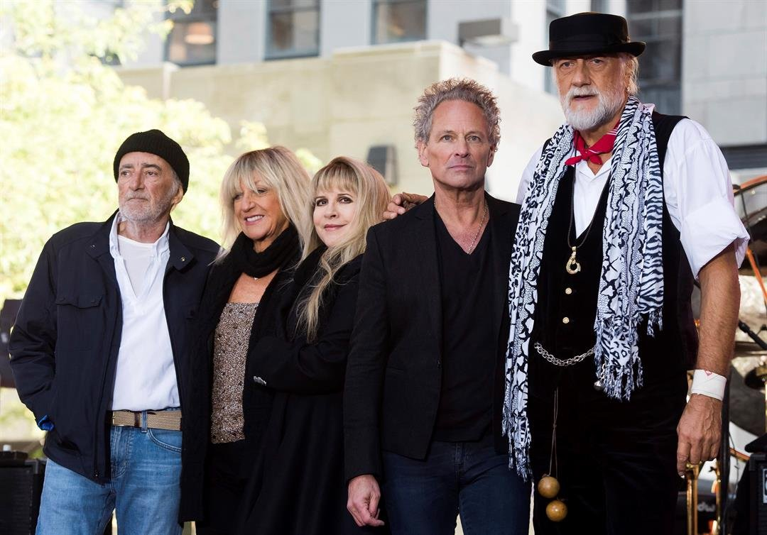Fleetwood Mac's 'Dreams' re-emerges on song charts thanks to mem