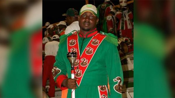 Robert Champion, who was killed in a hazing incident at Florida A&M, was one of six drum majors for the school's Marching 100. (Source: CNN)