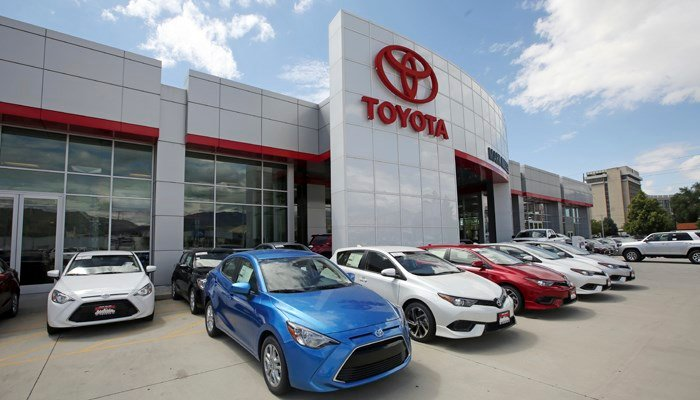 Toyota agreed to pay nearly $22 million as part of the 2016 settlement. (Source: AP Photo/Rick Bowmer)