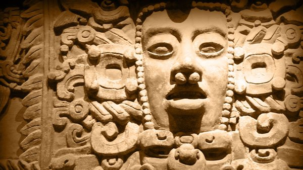 Thirteen was the sacred number of the Mayans inhabiting the Yucatan peninsula.