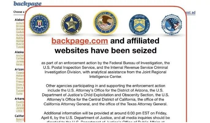 Backpage.com, CEO Plead Guilty to Texas Human Trafficking Charges