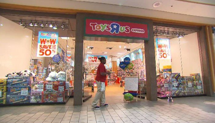 Toy CEO bids to make 'mini-Disneyland' of Toys R Us stores