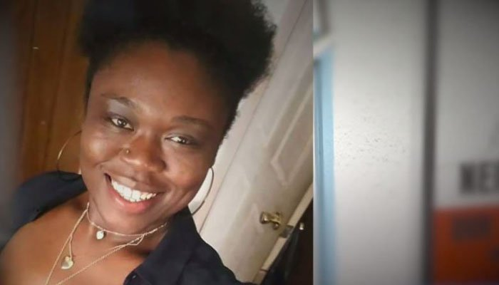 The family desperately wants police to find the person responsible for 24-year-old Kindrea Brown's death. (Source: Family photos/KSHB/CNN)