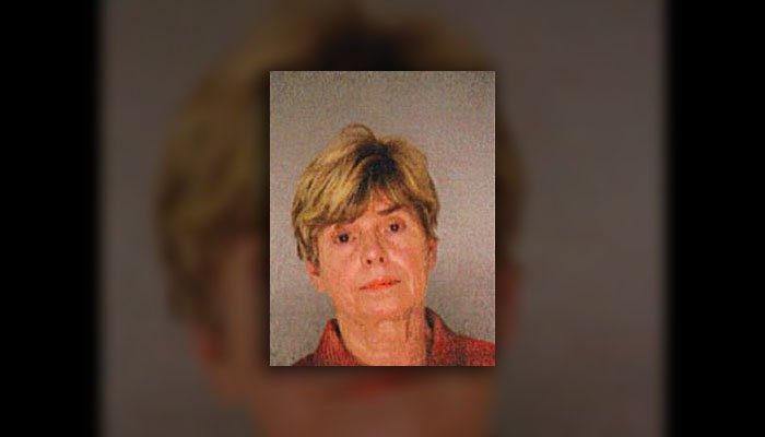 Police said Tucker insisted multiple timesthat the incidentstarted because she was white and that it was a race issue, although Tucker admitted to striking one of the service women.(Source: Bibb County Sheriff's Office)