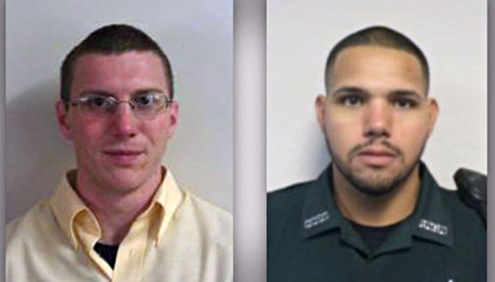 Two Florida deputies killed when shooter fires through restaurant window