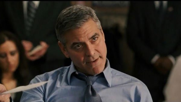 George Clooney is considered a favorite to win in the best actor category. (Source: Columbia Pictures/CNN)
