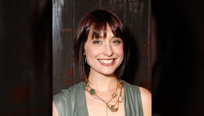 Smallville actress Allison Mack charged over alleged role in sex trafficking case