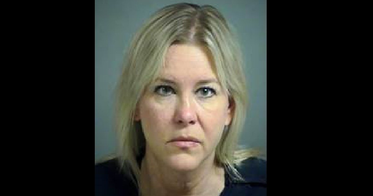 "According to a license suspension order from the Georgia Composite Medical Board on Feb. 21, Patterson yelled expletives at employees in her office and repeatedly threatened to ""slit their throats."" (Source: Lowndes County Jail)"