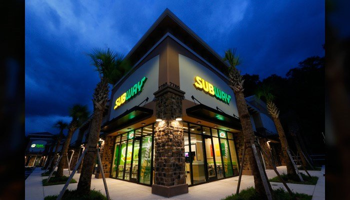 Subway said it is unsure about how many restaurants in the U.S. will be closed. (Source: Subway)