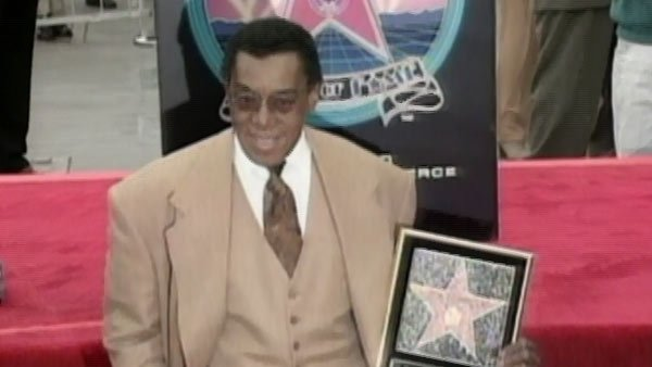 Don Cornelius received his star on the Hollywood Walk of Fame on Feb. 27, 1997. (Source: CNN)