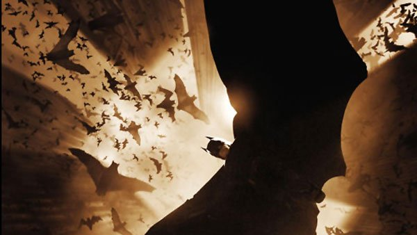 There are several parallels between Super Bowl XLII and &quot;Batman Begins.&quot; Could this year's game be &quot;The Dark Knight?&quot; (Courtesy Warner Brothers/MGN)