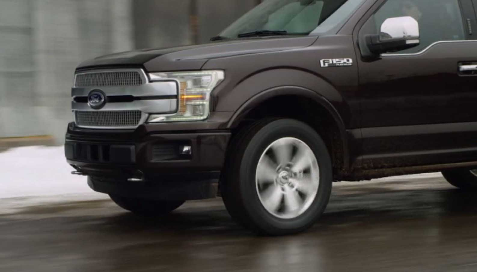 Ford announced it will suspend production of the F-150 at both plants that manufacture it. (Source: NAIAS/Ford/CNN)