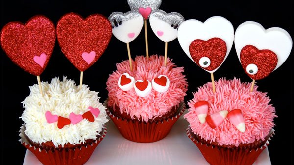 As use decorate, each cupcake will begin to take on a personality of its own, according to McGarry. (Source: Buttercream Blondie)