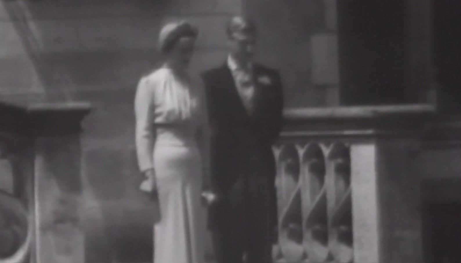 Much has changed in the British monarchy since American divorcee Wallis Simpson married Prince Edward, the Duke of Windsor. (Source: Universal Newsreel/CNN)