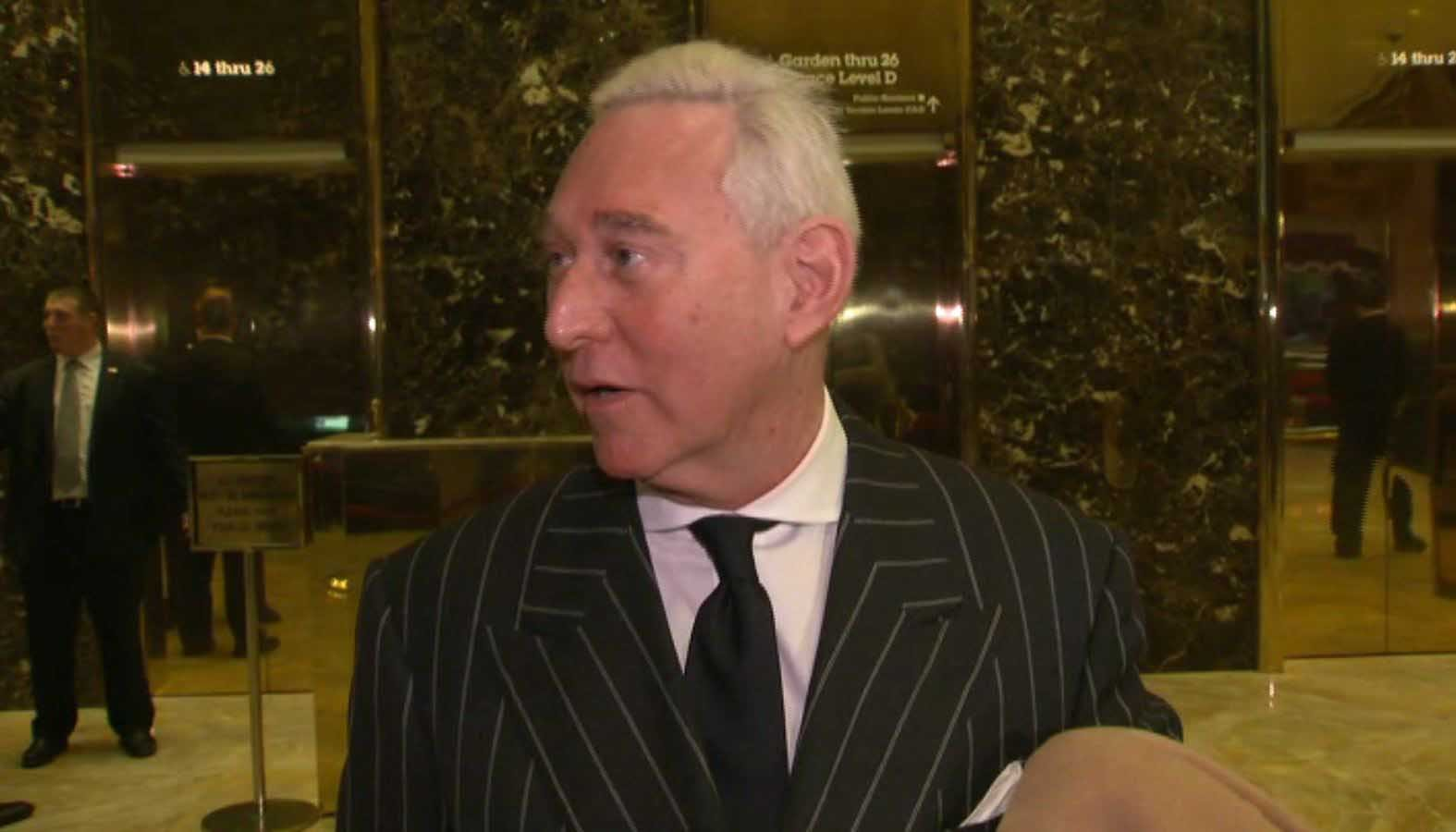 Special counsel Robert Mueller has issued a subpoena to the social media adviser to Roger Stone, a longtime associate of President Donald Trump. (Source: CNN/Pool)