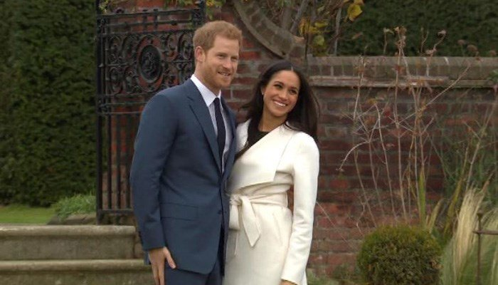 Meghan Markle and Prince Harry are set to marry on Saturday. (Source: CNN)
