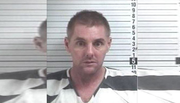 The suspect was identified as Kevin Robert Holroyd, 49. (Source: Bay County Sheriff's Office)