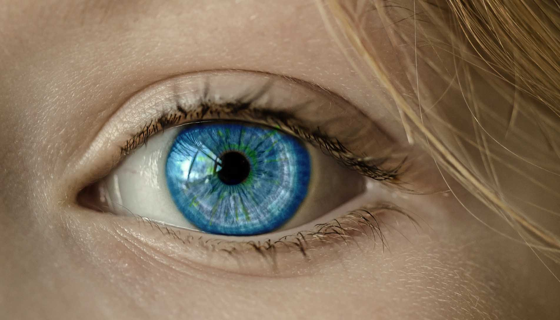 The prosthetic was approved for adults and children with missing or damages irises. (Source: Pixabay)