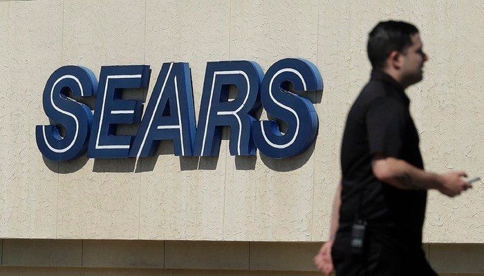 Sears is closing 72 stores as sales tumble