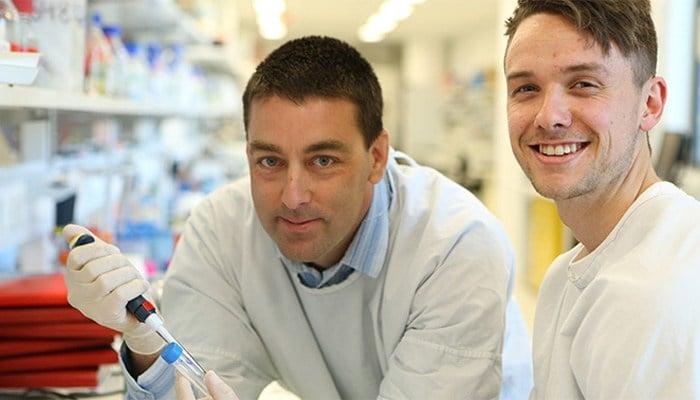 Australian professor Nick Spencer led the study. (Source: Scimex)