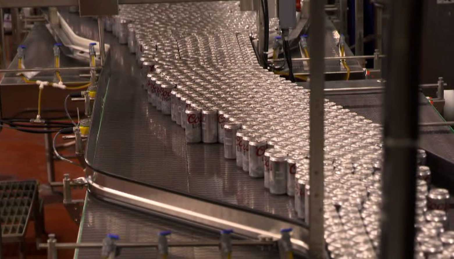 President Trump's new tariffs on aluminum could increase beer prices for American consumers. (Source: CNN)