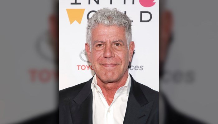 USA  chef and TV host Anthony Bourdain dead at 61