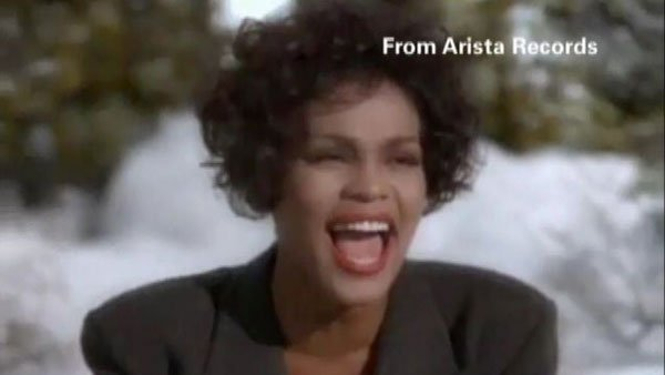 Several stars of the music industry are on the guest list for Whitney Houston's private memorial service Saturday. (Source: Arista Records/CNN)