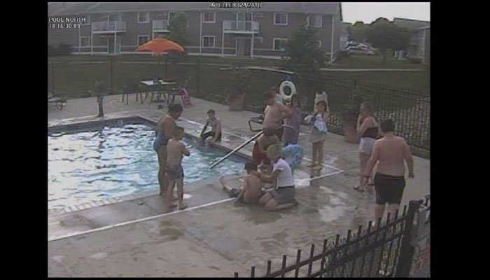 The boy who nearly drowned is recovering from the incident and is expected to be OK. (Source: KTTC/CNN)