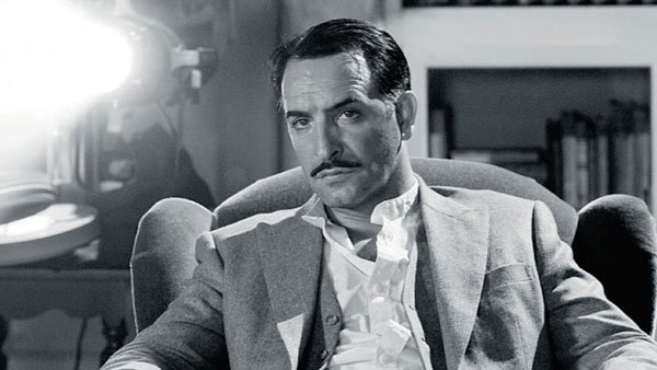 Pundits say French actor Jean Dujardin will win his first Academy Award for his performance as silent film actor George Valentin in 'The Artist.' (Source: Entertainment Film)