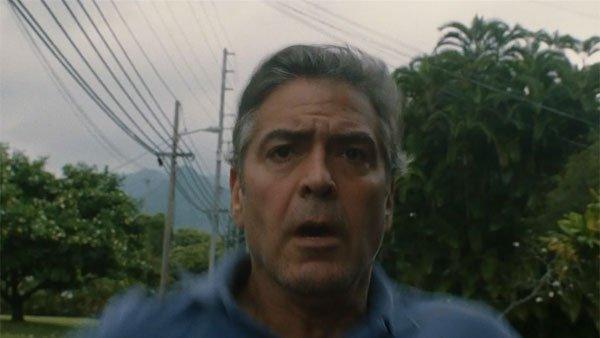 George Clooney, star of 'The Descendants,' was the once frontrunner in the best actor race. 'Descendants' was shot on location in Hawaii. (Source: Fox Searchlight Pictures/CNN)
