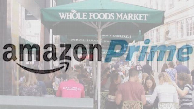 Amazon bought Whole Foods nearly a year ago chain for $13.7 billion. (Source: CNN/AMAZON)