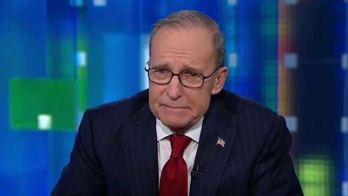 Kudlow is being treated at Walter Reed Medical Center in Maryland. (Source: CNN)