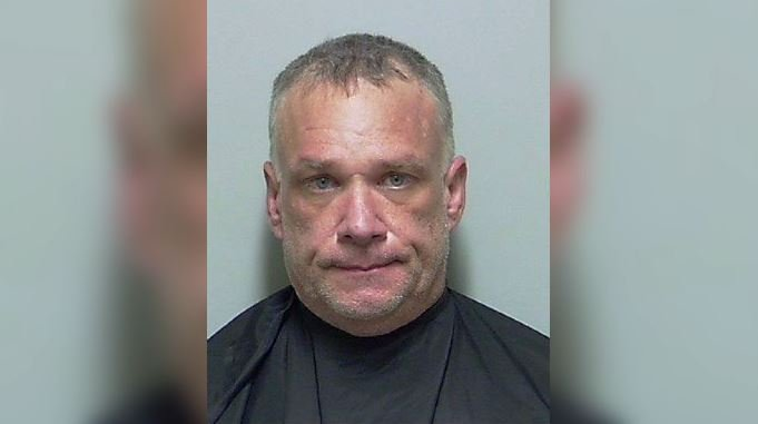 Douglas Kelly, 49, wanted the drugs tested because he thought the person who sold them to him gave him the wrong ones, according to the sheriff's office. (Source: Putnam County Sheriff's Office/Facebook)