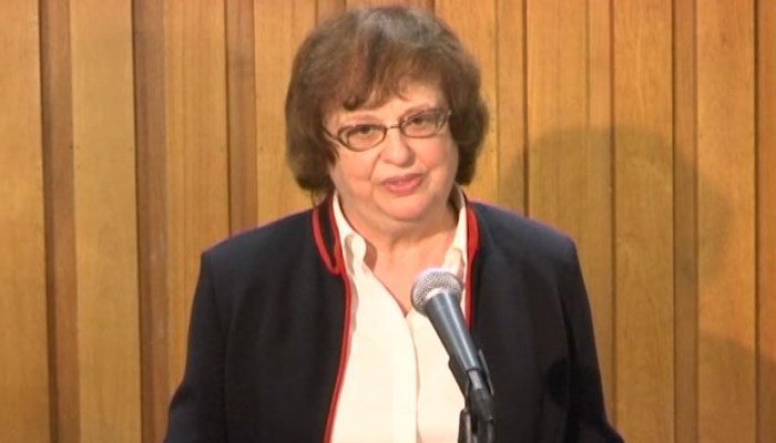 New York Attorney General Barbara Underwood filed suit against the Donald J. Trump Foundation on Thursday, alleging the president used the charity for personal gain. (Source: Spectrum News Albany/CNN)