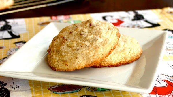 McGarry's potato chip cookies are inspired by a childhood recipe baked by her grandmother, Nan. (Source: Buttercream Blondie)