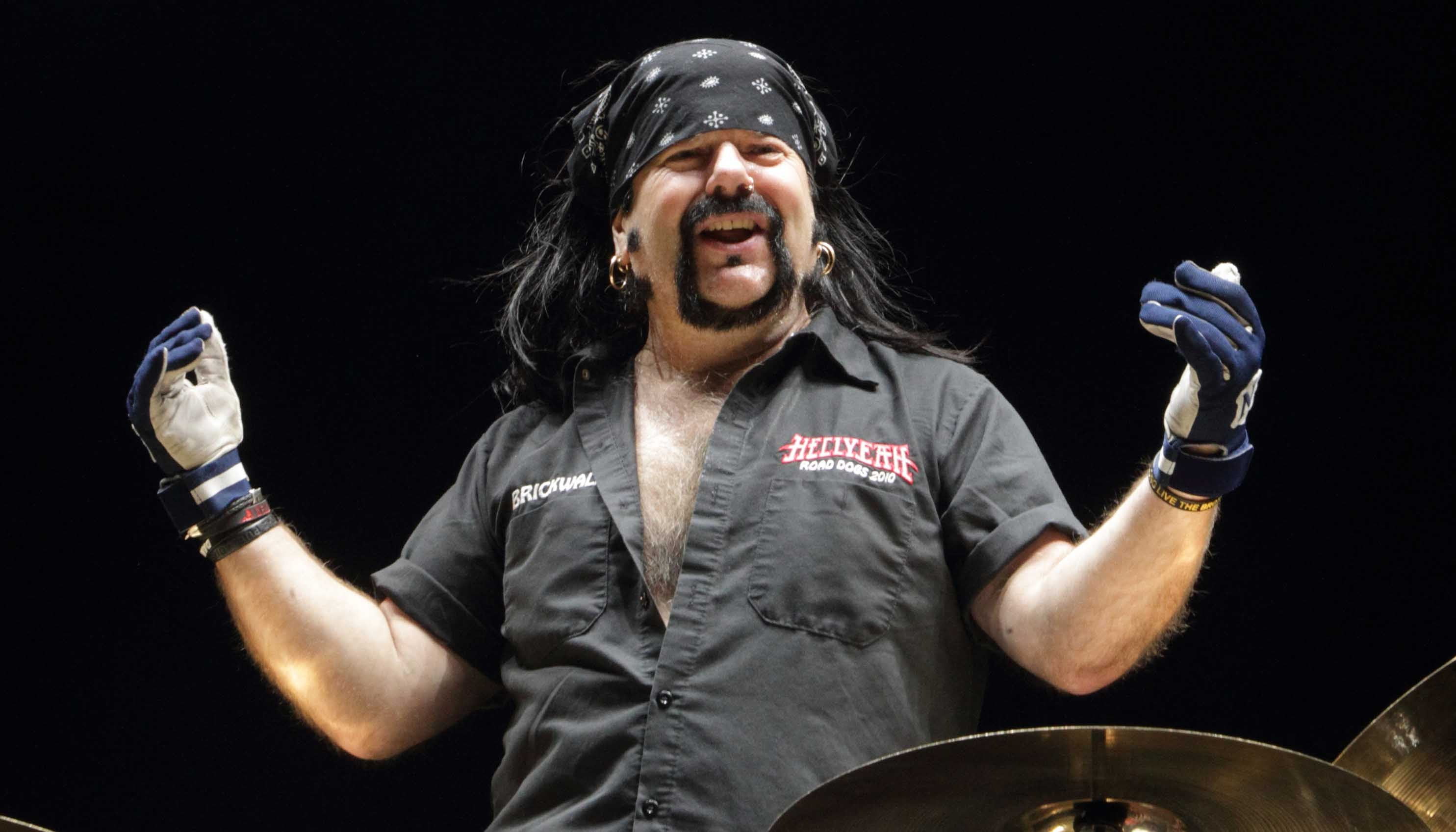 Vinnie Paul, co-founder and drummer of Pantera, dies at 54
