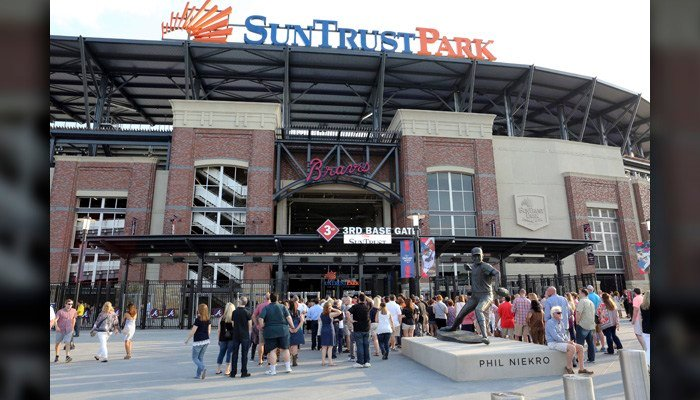 Dead human body found in freezer at Atlanta Braves' SunTrust Park