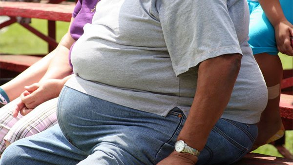 According to the Centers for Disease Control and Prevention, more than one-third of adults in America are obese. (Source: Tony Alter/WikiCommons)