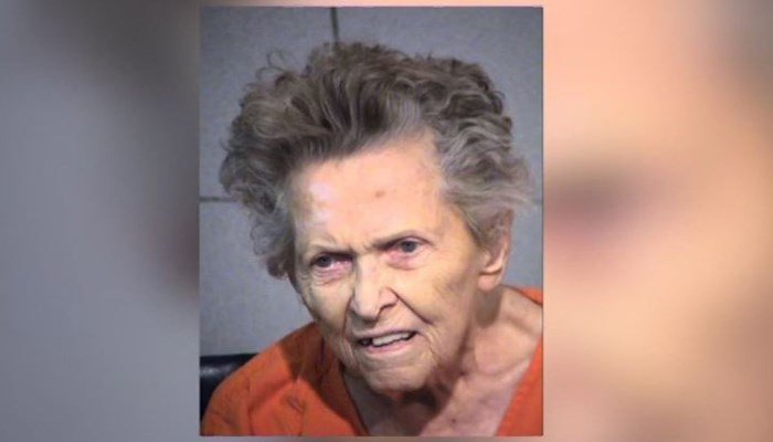 About a week and a half before Monday's killing and 92-year-old Anna Blessing's arrest, Mariposa County Sheriff's Office were called to the condo four times in one day for domestic issues. (Source: Mariposa County Sheriff's Office/CNN)