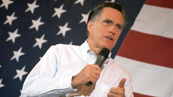 Former Massachusetts Governor Mitt Romney is the front-runner in the race so far with 489 delegates. (Source: Mitt Romney/Flickr)