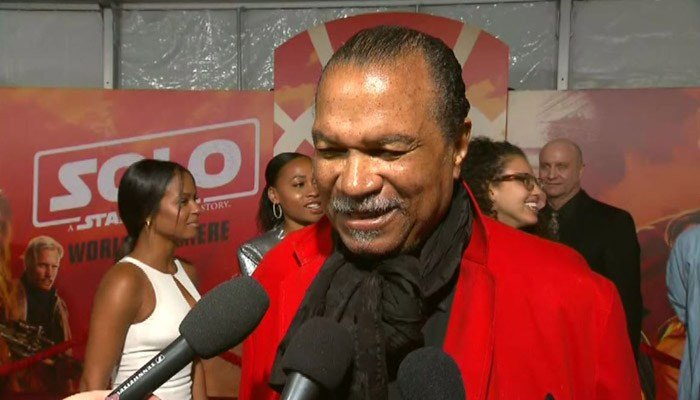 Billy Dee Williams will appear in the latest Star Wars movie, slated for release in December 2019. (Source: CNN)