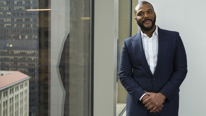 Tyler Perry: 'I am not giving anything away on Facebook'