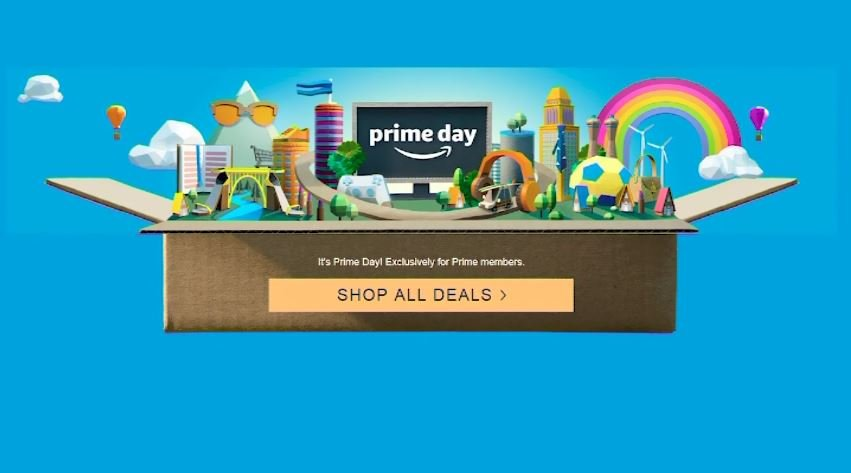 Amazon: Prime Day Sales Surpass Cyber Monday, Black Friday